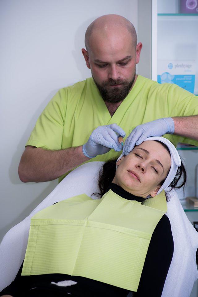 Zabieg botoksu w Oławie