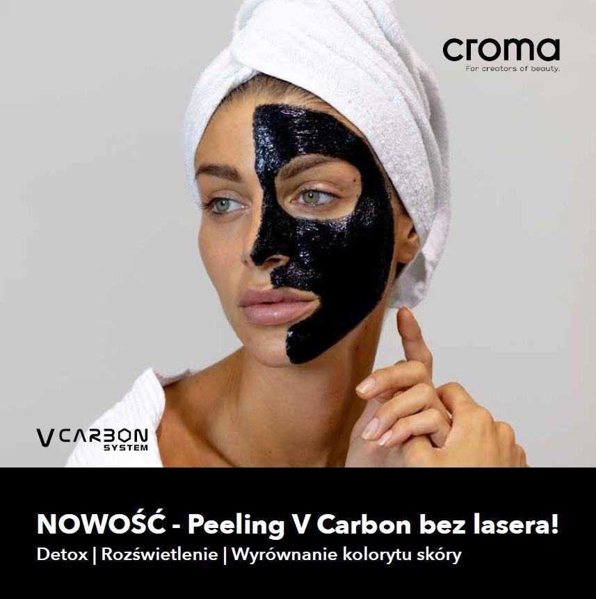 Peeling węglowy Oława - Renovamed